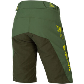 Endura SingleTrack II Shorts Hombre, forest green